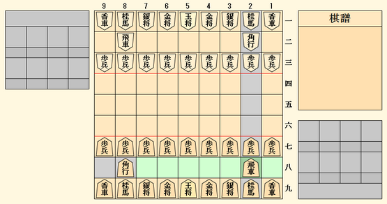 将棋系大全 スクリーンショット1-A